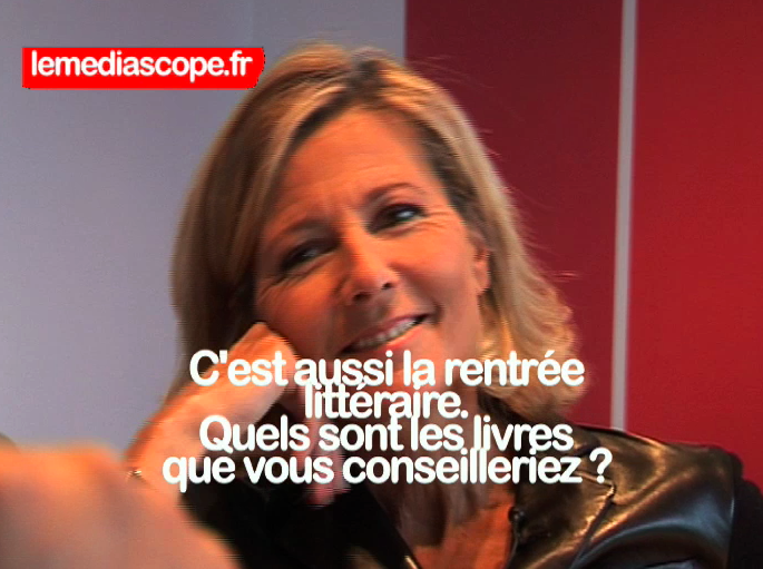 Claire Chazal TF1