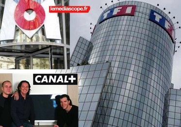 TF1 M6 et Canal +