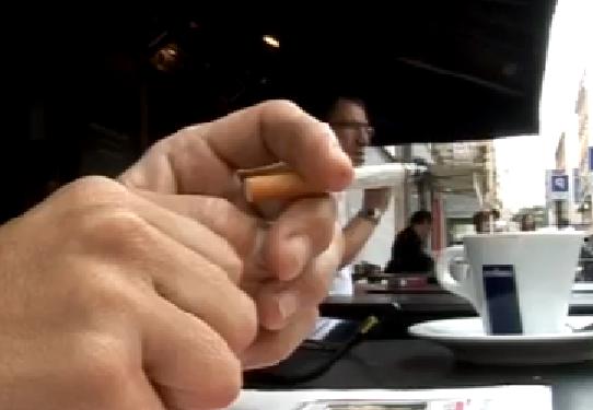 Tabac, cigarettes.