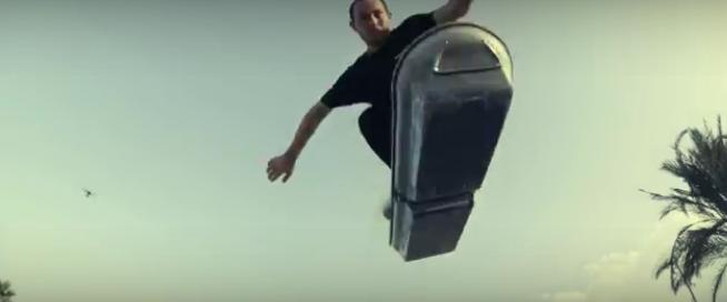 Skate volant