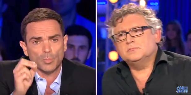 Yann Moix Michel Onfray