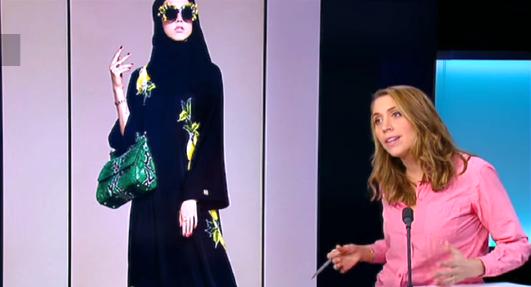le mediascope vid o mode islamique appel au boycott par les femmes elisabeth badinter. Black Bedroom Furniture Sets. Home Design Ideas