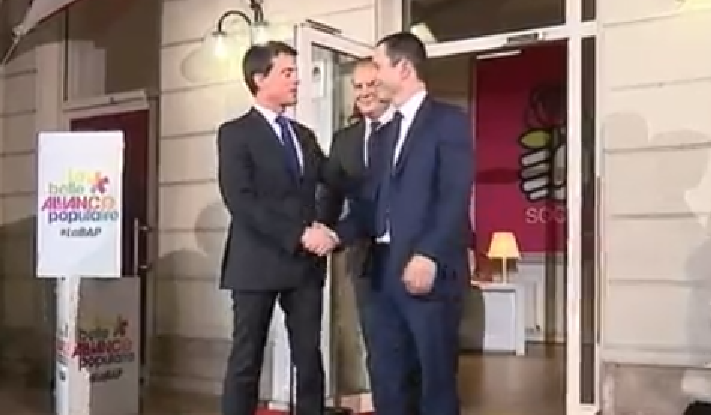 Valls - Hamon