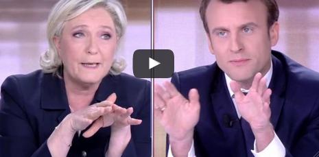 Le Pen : Macron