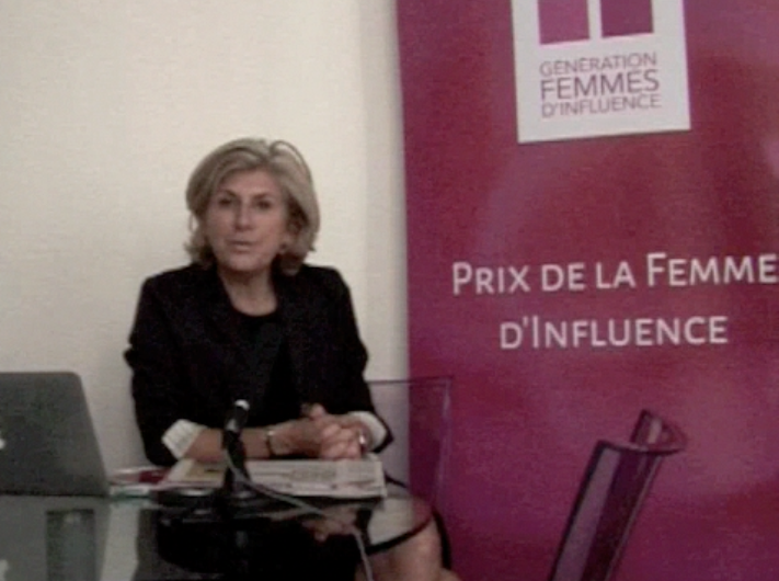 Femmes d'Influence Patricia Chapelotte