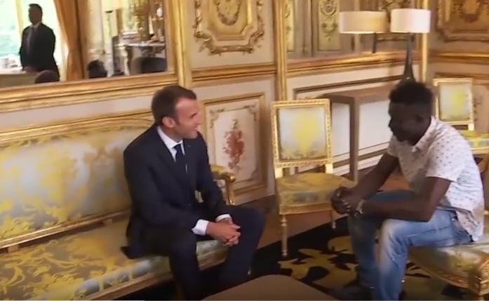 Mamadou Macron
