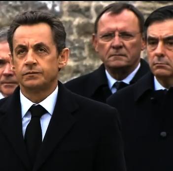 Sarkozy Fillon YY677