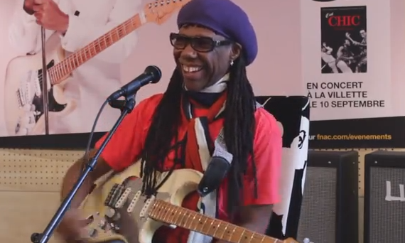Nile Rodgers - Chic
