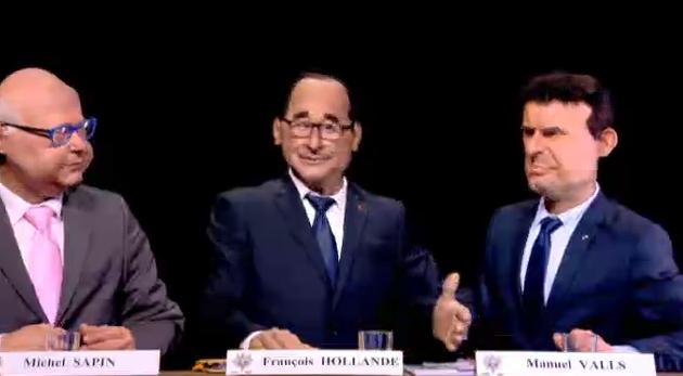 Valls Les Guignols