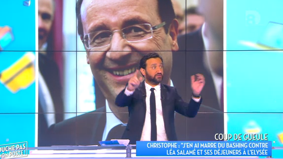 Hollande Hanouna
