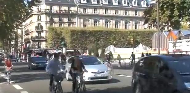 Paris quais