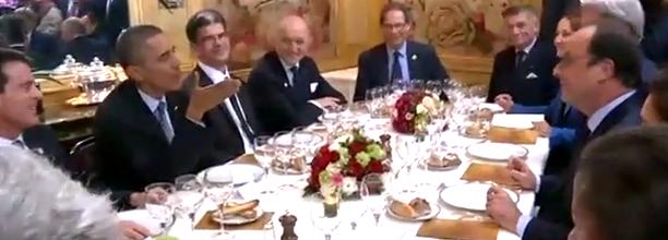 Hollande Obama