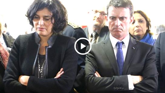 Myriam El Khomri : Valls
