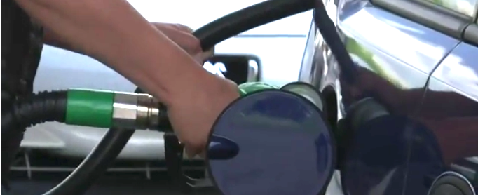 illustration essence carburant