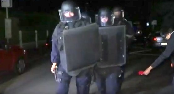 Police Raid lemediascope