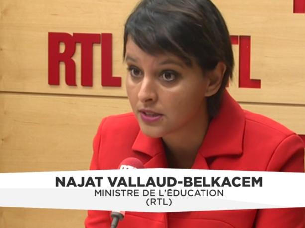 Najat Vallaud Belkacem