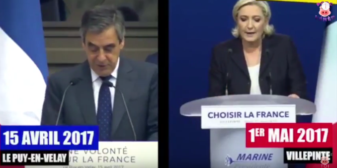 Fillon Le Pen