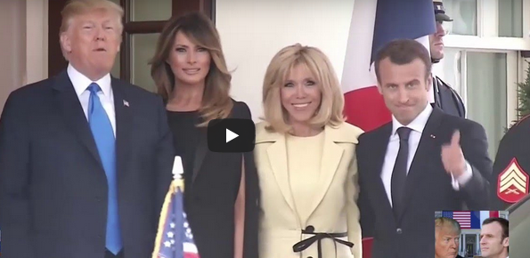 Macron Trump3