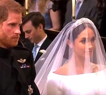 Mariage Prince Harry -Meghan Markle
