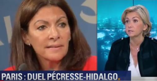 Hidalgo Pecresse